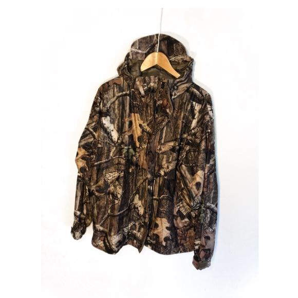 59448c89aab40 Cabela's Jackets & Coats | Cabelas Dryplus Camo Hunting Coat | Poshmark